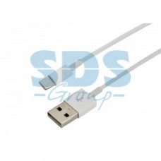 USB кабель для iPhone 5/5S/5C/6 original copy 1:1 белый REXANT