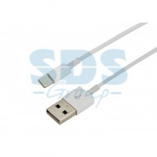 USB кабель для iPhone 5/iPad 4/iPod Touch 5 шнур 1М белый